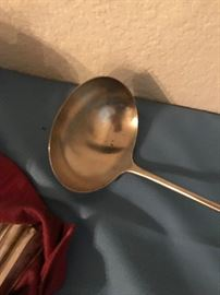 Sterling Silver Soup Ladle