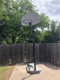 Porter Athletics portable basketball goal