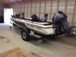 2002 AX180 Skeeter Bass Boat/trailer, 115 H.P. 2 stroke Yamaha (excellent condition) w/extras !!  stored inside! image 01 3.png