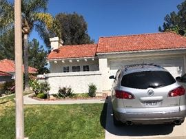 This beautiful three bedroom Santa Clarita house is packed with... EVERYTHING!