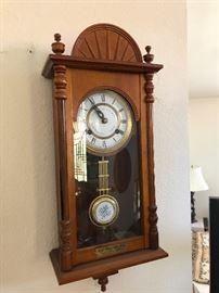 Antique clock...