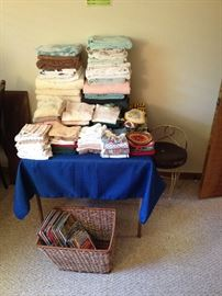 Bath Towels, Kitchen Towels, Washcloths, Hand Towels, Hot Pads, Baskets and more!