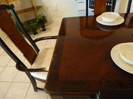 Broyhill dining table