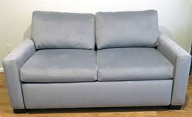 "Loveseat sofabed with 4"" full mattress.  Virtually new (used maybe 6 times).  There are 2 of these available."