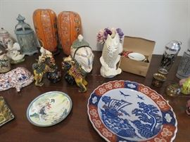 Chinese and Japanese collectibles