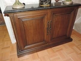 Another GREAT Cabinet...this has a slate top