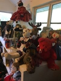 More stuffed animals than FAI Schwarz