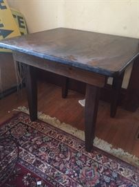 Vintage Solid wood small table