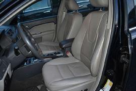 Interior 2012 Ford Fusion
