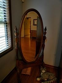 Antique Mirror from Savannah