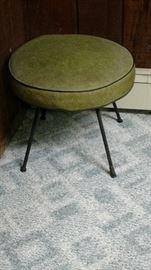 MCM foot stool