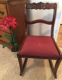 Sweet antique chair
