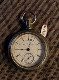 1903 Hampden Watch Co. Pocket Watch