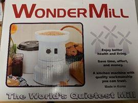 Wonder Grain Mill