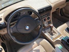 2000 BMW Z3 - English Racing Green - 65,000 on rebuilt motor