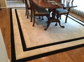 Masland custom made rug
