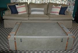 Restoration Hardware Trunk Coffee Table