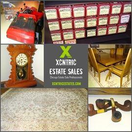Homer Glen Estate Sale - Jam Packed with great treasures!