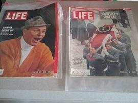 1965 Life Magazines