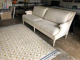 Ethan Allen Fairfax Couch