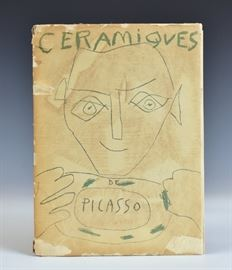 "Ceramiques De Picasso  Albert Skira,, Paris 1948 15 1/4"" x 11 1/4"""