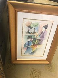 Tarquay Watercolor