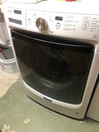 Maytag high efficiency front loading large capacity washer! Only $300! OBO