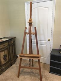 Aaron Brother's Easel