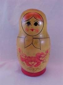 Germany nesting dolls (10) pieces.