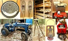 "Just A Few Of The Many ""Fresh Finds"" To Be Had At Katchall's May 25, 26 & 27 3-Day Orono Tag Sale ..."