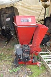 Troy-Built Chipper/Shredder Model 24A-424G711
