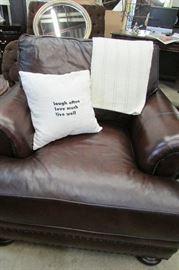 Bernhardt Leather
