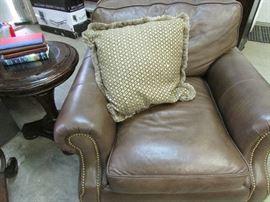Hancock Moore Leather Chair