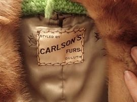CARLSON'S FURS DULUTH