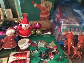 Vintage Christmas assortment