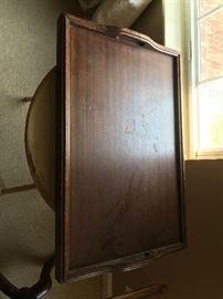 Large vintage tray.