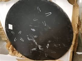"54"" Diameter Round Granite Tabletop"