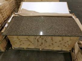 "72"" x 30"" Granite Tabletop"