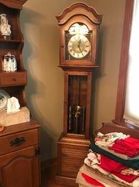 Grandmother clock.