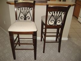 Ashley Bar Stools...