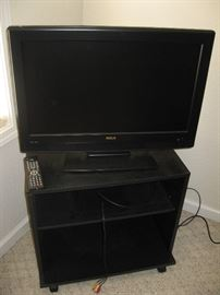 Four Flat Screen TV's/TV Stands...