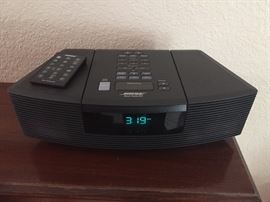 Boise Wave Radio/CD with Remote...
