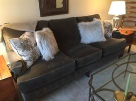 country willow brand new sofa