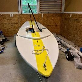 Garage Kept 2014 Sunfish