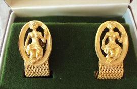 Vintage Swank Cufflinks in box NOS