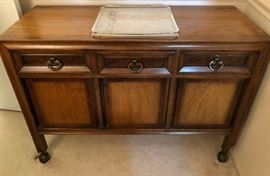 Sideboard included with dining room set