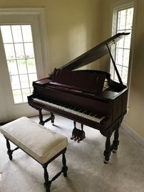 Apollo Baby Grand Piano--Can be sold ahead of sale