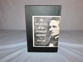 2 Volume Set - Rise and Fall of the Confederacy by Jefferson Davis