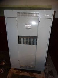 Large Siemens circuit cabinet/ electric panel- App ...