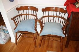 Nice pair of dining room chairs
